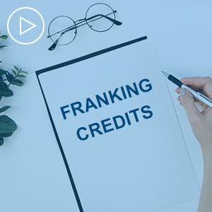 How do franking credits work?